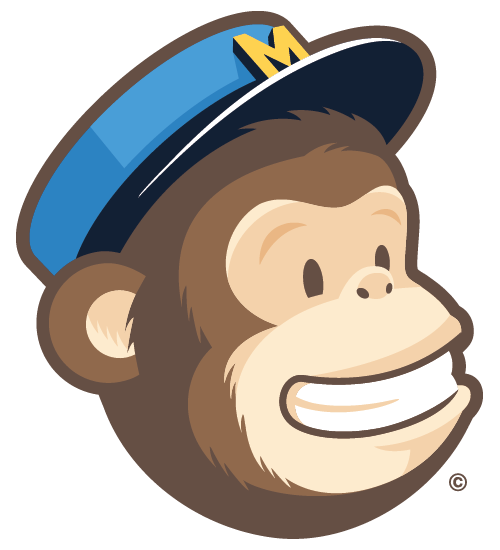 The integration with MailChimp